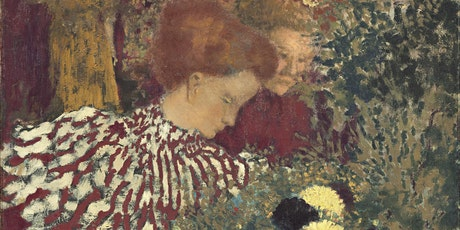 Fabric and Fashion: Pattern and Design in the Art of Edouard Vuillard tickets