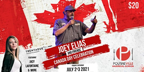Joey Elias' Canada Day Celebration: Friday July 2 tickets