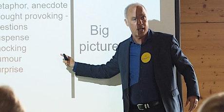 The Mindful Presenter Online Public Speaking Masterclass tickets