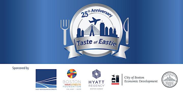 25TH ANNIVERSARY TASTE OF EASTIE 2021 image