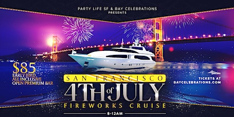 4TH OF JULY FIREWORKS CRUISE tickets