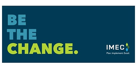 BE THE CHANGE: Corporate Social Responsibility - Doing Good to Do Better tickets