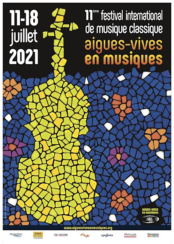"""Image pour Festival International """"Aigues-Vives en Musiques"""""""