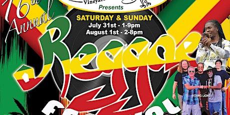 Moon Dancer Winery's 16th Annual Reggae Festival tickets