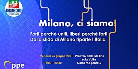 Milano, ci siamo! Dalla sfida di Milano riparte l'Italia biglietti