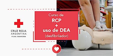 RCP (4hs Presencial) entradas