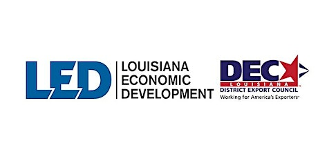 Export Bootcamp Virtual Training with LED & Louisiana DEC tickets