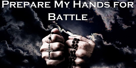 """""""Prepare My Hands for Battle"""" tickets"""