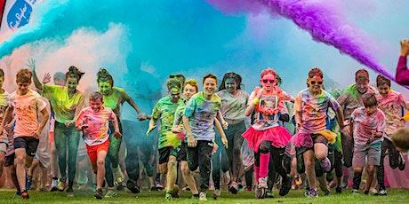 Sue Ryder St John's Hospice PaintRush 2021 tickets