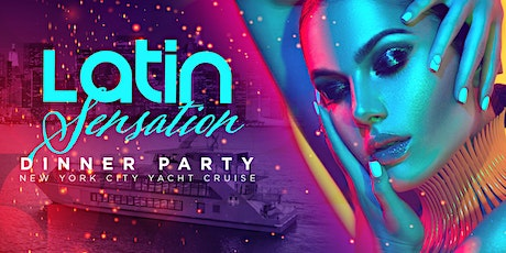 Official Latin Boat Party NYC: Saturday Night Yacht Cruise tickets