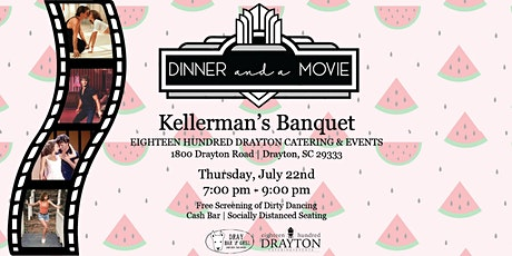 Dinner and a Movie: Dirty Dancing tickets