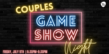 Couples Game Show Night tickets
