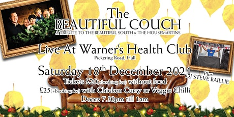 Christmas with The Couch tickets