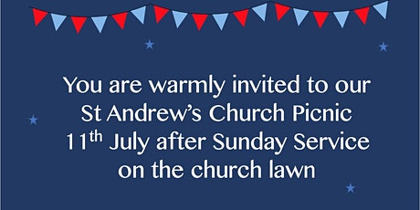 St Andrews Church Picnic tickets