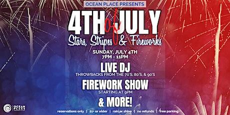 Stars, Stripes, & Fireworks tickets