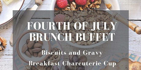 FOURTH OF JULY BRUNCH BUFFET tickets