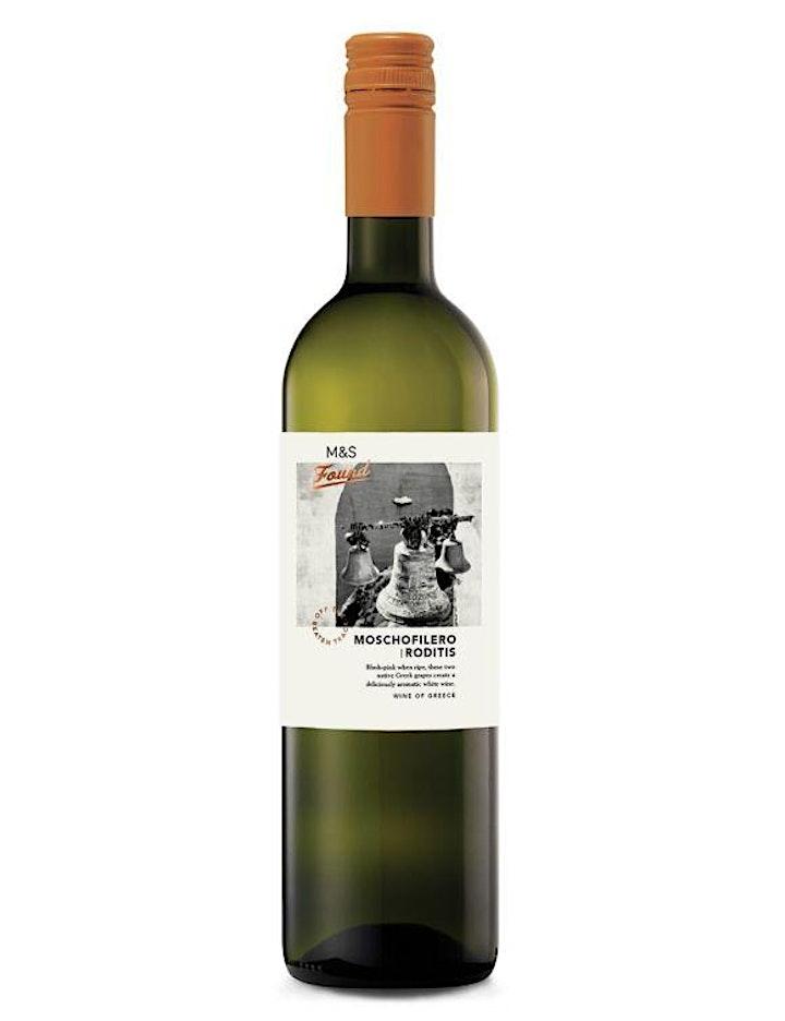 Hidden Gems: A virtual wine tasting by Stephanie's Wine Society image
