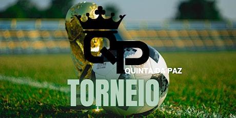 TORNEIO DE FUTEBOL DE 7 - QUINTA DA PAZ bilhetes