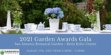 Garden Awards Gala tickets