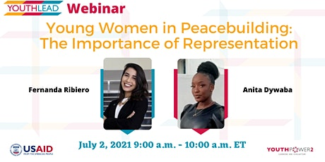 Young Women in Peacebuilding: The Importance of Representation tickets