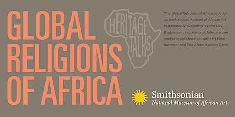Heritage Talks - Intersection : Conversations on Faith tickets