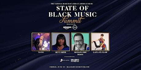State of Black Music Summit tickets