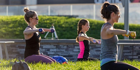 Sunset Yoga with Tuck Barre & Yoga tickets