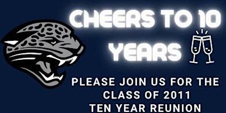 Spalding High School Class of 2011's 10 Year Reunion! tickets