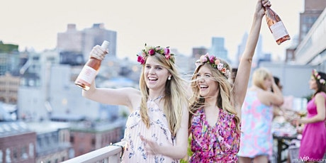 Rooftop Rosé Day tickets