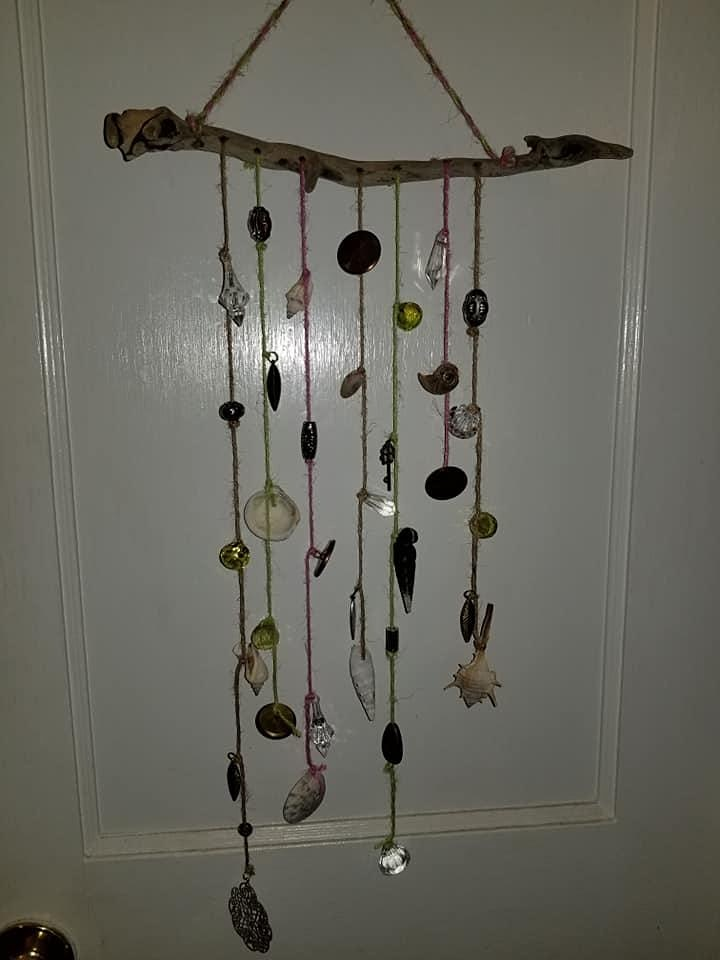 Driftwood Wind Chimes with Stephanie (ages 13-adult) image