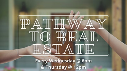 Pathway To Real Estate tickets