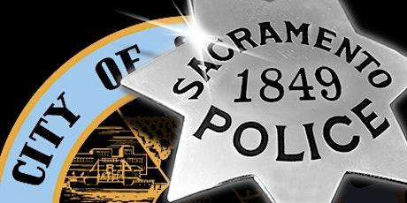 Sacramento Police Department Employment Workshop tickets