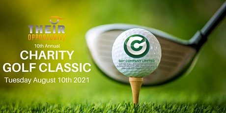 Their Opportunity Golf Classic Presented by Gay Company Limited tickets