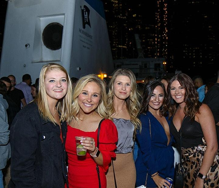 HALLOWEEN THE #1 NYC BOOZE CRUISE PARTY CRUISE | SENSATION YACHT Experience image