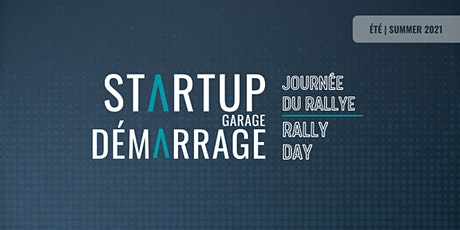 Rallye du Garage Démarrage | 2021 | Startup Garage Rally billets