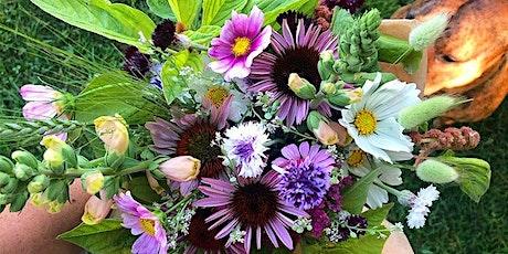 Pick & Design Your Own Market Bouquet with June Farm tickets