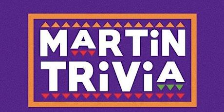 Martin Trivia tickets