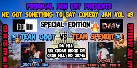 WE GOT SOMETHING TO SAY VOL.9 tickets