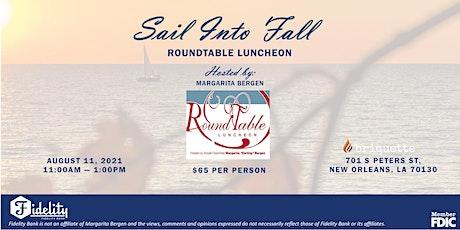 Margarita's Roundtable Luncheon tickets