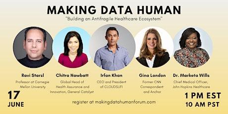 Building an Antifragile Healthcare Ecosystem tickets