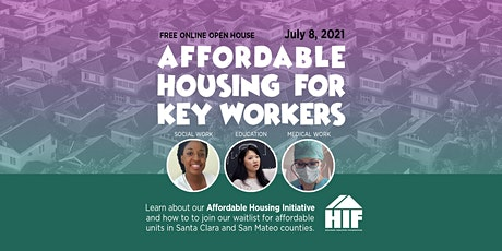 Affordable Housing Initiative (AHI) Open House tickets