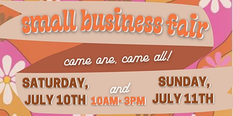 Small Business Fair x This Girl Can tickets