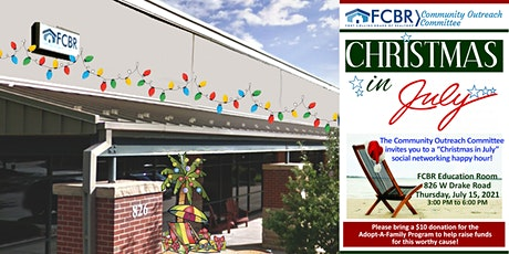 Christmas in July, Social Networking Happy Hour tickets