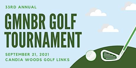 2021 GMNBR Charity Golf Tournament tickets