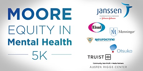 MOORE Equity in Mental Health 5K tickets