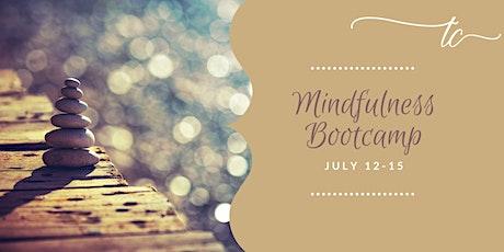 Mindfulness Bootcamp tickets