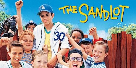 """Sunset Cinema """"The Sandlot"""" tickets"""