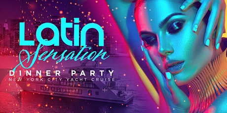Official Latin Music Yacht Cruise - Saturday Night NYC Boat Party tickets