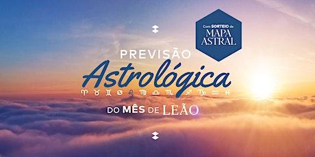 Previsão Astrológica do Mês de Leão/ Lua Nova | Julho de 2021 ingressos