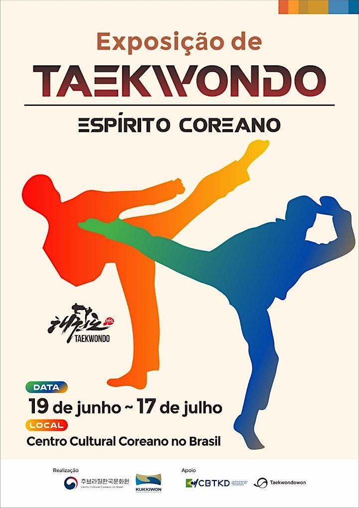 Imagem do evento Exposição Taekwondo - Espírito Coreano